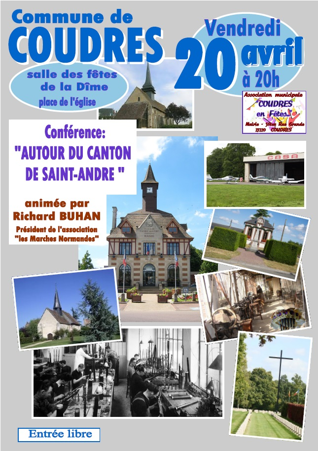 Affiche Conference 2018